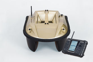 Eagle-de Boot van het de Vissersbootaas van de Vinder ryh-001B Afstandsbediening RC met GPS Champagne
